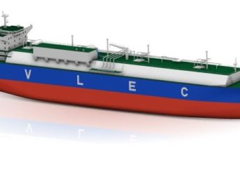 DNV GL Awards AiP To Jiangnan Shipyard For Very Large Ethane Carrier Design 6