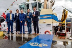 Iskes Towage Names Twin Damen ASD Tugs At Its 50th Anniversary 6