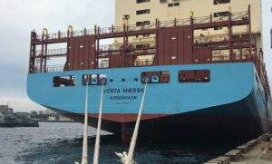 Maersk concludes trial passage of Northern Sea Route 3