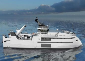 Ulstein Moves Toward Sustainable Fishing With Novel Trawler Series 7