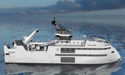 Ulstein Moves Toward Sustainable Fishing With Novel Trawler Series 15