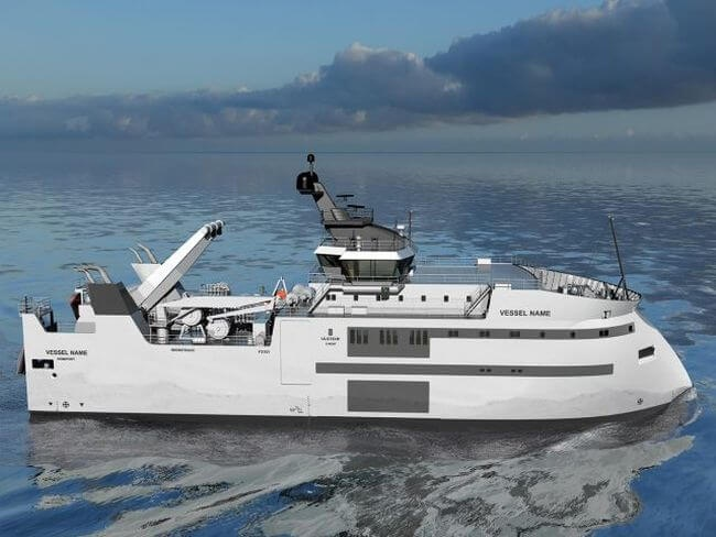 Ulstein Moves Toward Sustainable Fishing With Novel Trawler Series 10