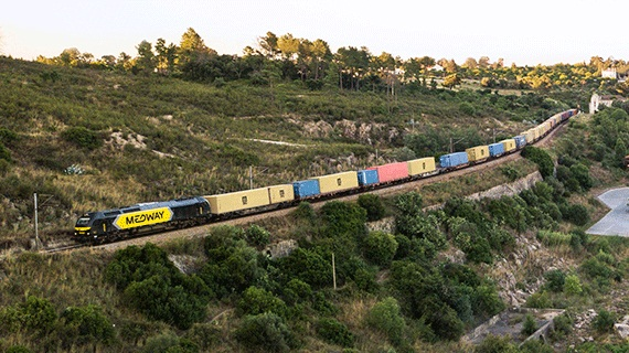 MSC ADDS ANOTHER RAIL SERVICE TO BOOST SPANISH EXPORTS 5