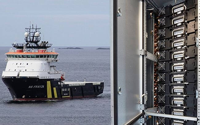Golden Energy Chooses Rolls-Royce Battery System For Two Offshore Vessels 1