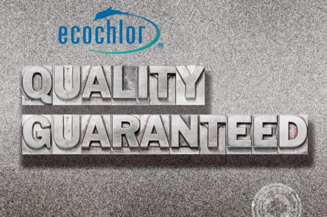 Ecochlor Offers The First BWTS Compliance Guarantee 1
