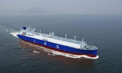DNV GL Awards AiP To Jiangnan Shipyard For 175k CBM Mark III Flex LNG Carrier 20