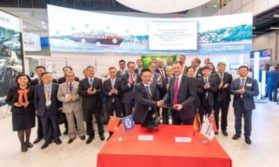 DNV GL And Huangpu-Wenchong: 200 Ships And Going Strong 18