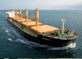 Eagle Bulk Shipping Inc. Announces Fleet Scrubber Initiative 7