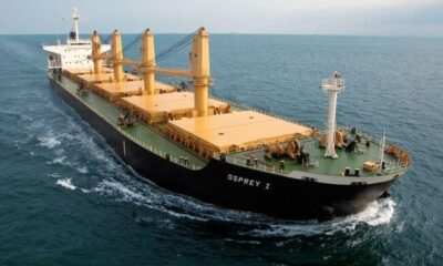 Eagle Bulk Shipping Inc. Announces Fleet Scrubber Initiative 13