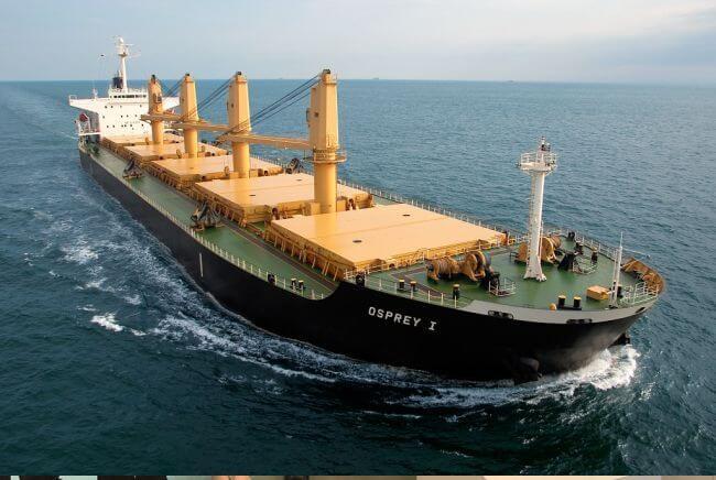 Eagle Bulk Shipping Inc. Announces Fleet Scrubber Initiative 1