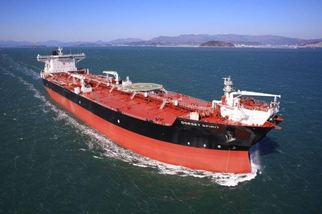 SHI Awarded Another Shuttle Tanker Order By AET 5
