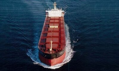 Safe Bulkers Agrees With Cosco Shipping To Install Alfa Laval Puresox Scrubbers 15