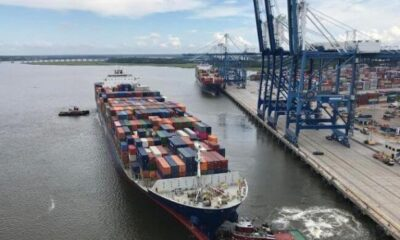 SC Ports Achieves Record Container Volume In August 5