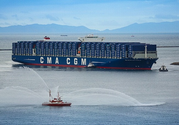 CMA CGM And Hapag-Lloyd Introduce reUse (Container Triangulation) In Mexico 2