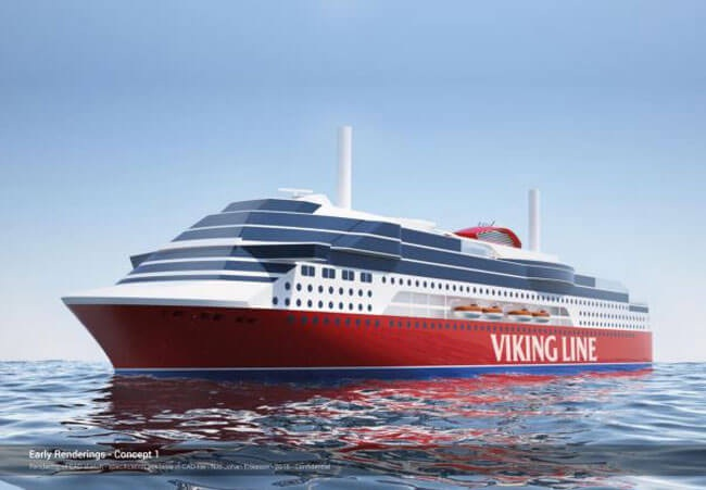 Construction Begins On One Of The Most Climate-Smart Ships In World 1