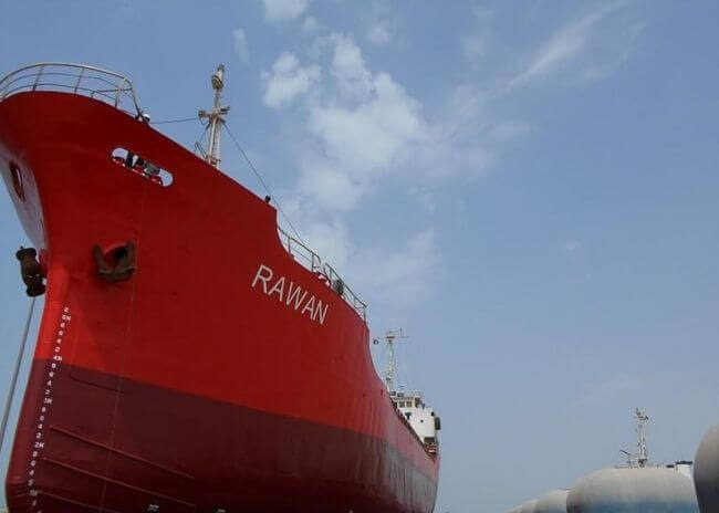 M/V Rawan (IMO 8697304) Refused Access To The Paris MoU Region 2