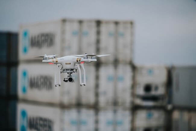 APM Terminals Uses Drones To Improve Safety And Efficiency 5