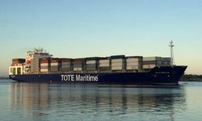 TOTE's World-First, LNG-Powered Containerships Prove Reliability Of Mature, Dual-Fuel Technology 8