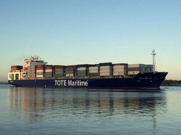 TOTE's World-First, LNG-Powered Containerships Prove Reliability Of Mature, Dual-Fuel Technology 1