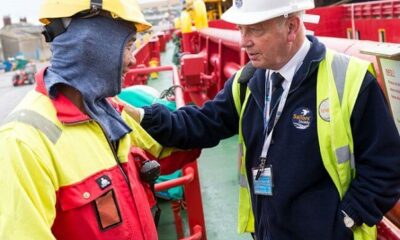Sailor's Society Recognises Toll 'Life At Sea' Can Have On Seafarers' Mental Health 12