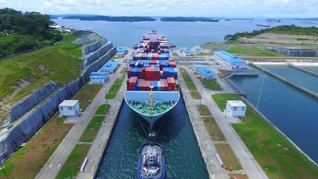 Moody's Reaffirms Panama Canal's A2 Long-Term Rating With Stable Outlook 1