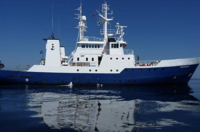 OSK-Shiptech Appoints Designers For New Fishery Inspection Vessel For Danish Fisheries Agency 5