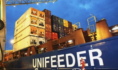 EU Gives Green Light for DP World's Unifeeder Takeover 12