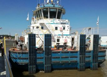 Wärtsilä to ensure the continuous operations of Hidrovias Group's pusher tugs in South American rivers 10