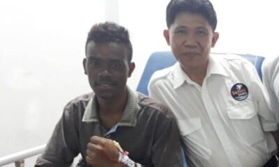 Miracle Seafarer Survives Six Days In The Sea After Ship Sinks 10