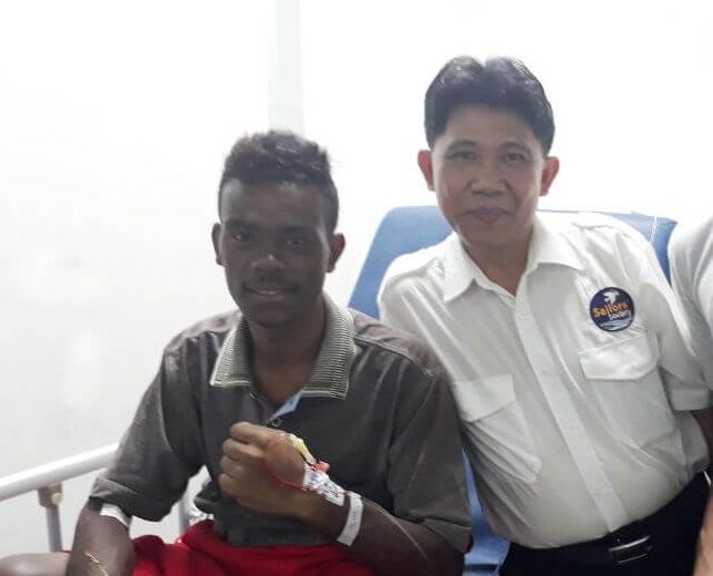 Miracle Seafarer Survives Six Days In The Sea After Ship Sinks 5