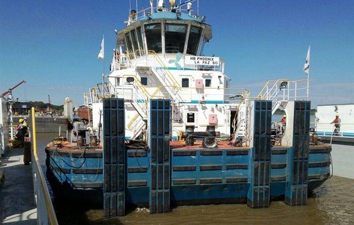 Wärtsilä to ensure the continuous operations of Hidrovias Group's pusher tugs in South American rivers 1