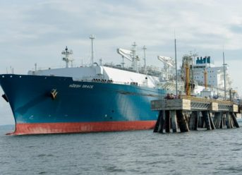 Höegh LNG to Provide FSRU to AGL's LNG Project 4