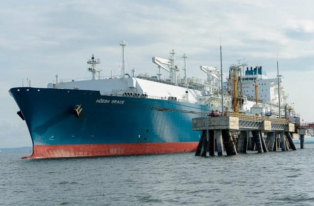 Höegh LNG to Provide FSRU to AGL's LNG Project 1