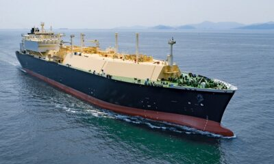 Maran Gas Returns to DSME for Another LNG Carrier 5