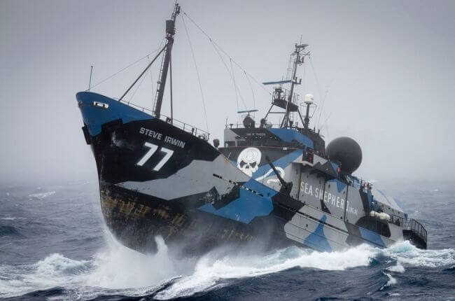 Sea Shepherd's Flagship M/Y Steve Irwin Retires After A Life Defending The Oceans 5