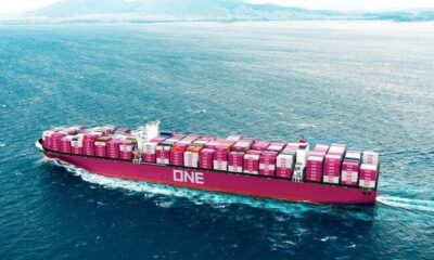 """ONE Thailand Receives """"2018 Best Container Liner Award"""" By TNSC 21"""