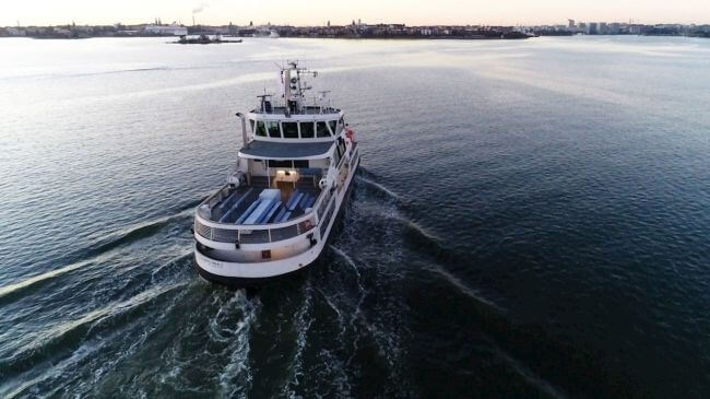 ABB Enables Groundbreaking Trial Of Remotely Operated Passenger Ferry 5