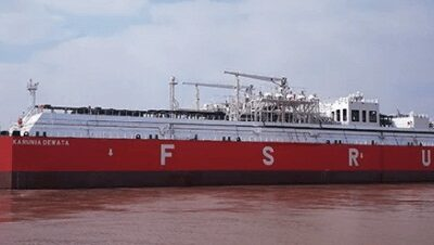 PaxOcean Delivers Largest FSRU To Be Built In China 5