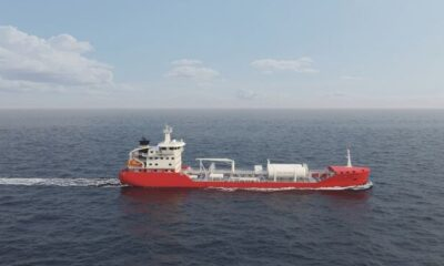 GEFO Signs For 2+2 X 7000 dwt Stainless Steel Chemical Tankers Based On FKAB Design 5