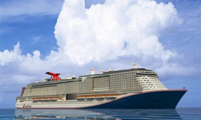 Carnival Cruise Line Unveils Name of Its Newest and Largest Ship 5