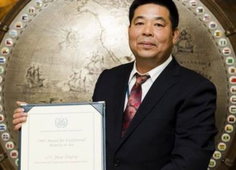 Rescue Diver From China Who Saved Three Recognized With IMO Bravery Accolade 7