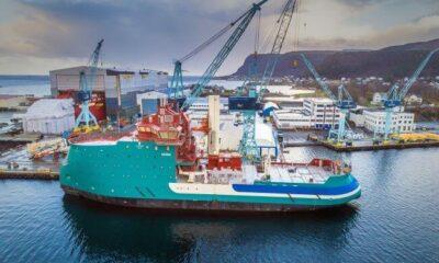 Ulstein's Second DP2 W2W Vessel 'Acta Centaurus' In Final Construction Phase 13