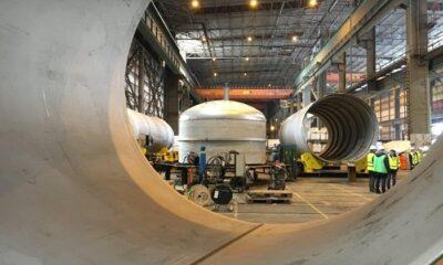 MAN Cryo Develops Marine Fuel-Gas System for Liquefied Hydrogen 7