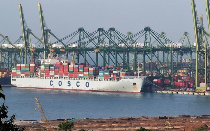 COSCO Shipping Adds Call to Port of Tampa Bay 4
