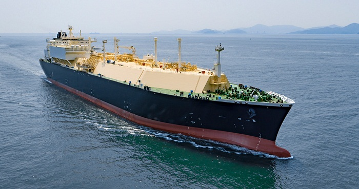 DSME to Build Up to Six LNG Carriers for US Owner 1