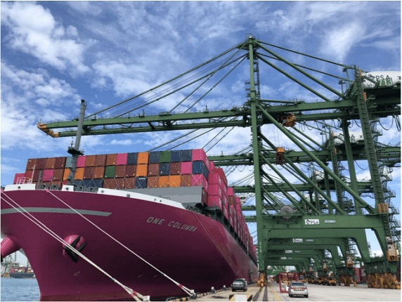Ocean Network Express And PSA Launch Joint-Venture Container Terminal In Singapore 12