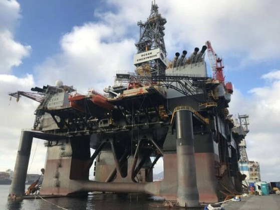 Kishorn Port To Welcome World's Largest Semi-Submersible Offshore Drilling Rig 1