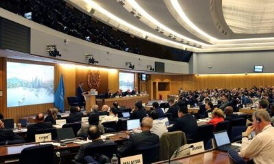 IMO Maritime Safety Committee Celebrates 100th Session With Visions Of The Future 23