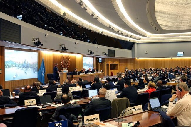 IMO Maritime Safety Committee Celebrates 100th Session With Visions Of The Future 5