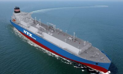 NYK to Build Three More LNG Carriers for Mitsubishi 10
